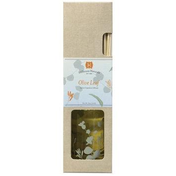 Hillhouse Naturals Reed Diffuser 6 Oz. - Olive Leaf