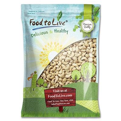 Raw Large Cashews (10 Pound Case)
