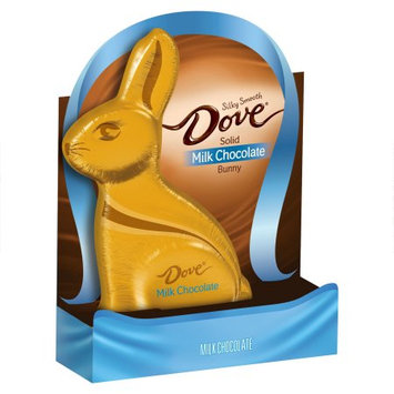 Dv Dove Easter Large Milk Chocolate Bunny - 12 oz