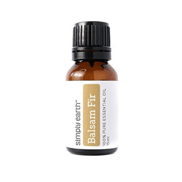 Balsam Fir (Needle) Essential Oil -15ml, 100% Pure Therapeutic Grade by Simply Earth