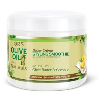 ORS Olive Oil For Naturals Butter Creme Styling Smoothie - 12oz