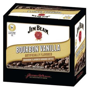 White Coffee Jim Beam Broubon Vanilla Single Serve 10 Count