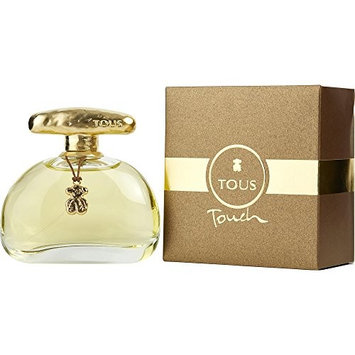 TOUS TOUCH by Tous EDT SPRAY 3.4 OZ (NEW PACKAGING) for WOMEN ---(Package Of 5)
