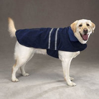 Pet Pals ZW868 30 57 Casual Canine Reflective Jacket Xxl Navy