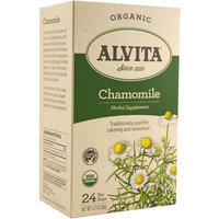 Alvita Organic Chamomile Herbal Supplement Tea, 24 count, 1.27 oz