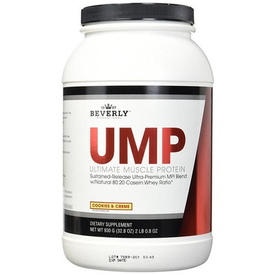 Beverly International Muscle Protein, Chocolate Ultimate, 32.8 Ounce