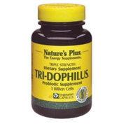 tures Plus Nature's Plus - Tri-Dophilus - 60 Vegetarian Capsules