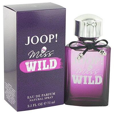 Joòp! Mìss Wìld Perfùme For Women 2.5 oz Eau De Parfum Spray +FREE VIAL SAMPLE COLOGNE