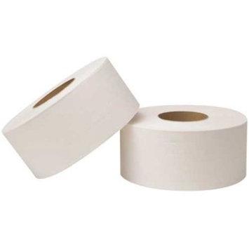 Appeal 100% Recycled Jrt Jr. Jumbo Bath Tissue, 2-Ply, 3.46'' X 9.00'', 970', 12 Rolls Per Case