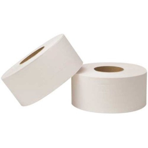 Appeal 100% Recycled Jrt Jr. Jumbo Bath Tissue, 2-Ply, 3.46'' X 9.00'', 970', 12 Rolls Per Case