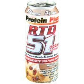 Met-Rx Rtd Chocolate Protein Drink, 15 oz [Frosty Chocolate]