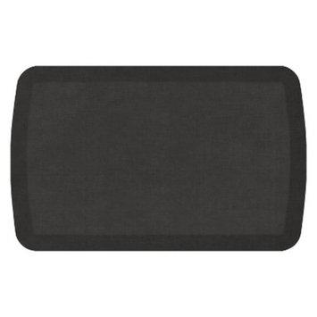 Floor Mat Black Opaque 1'8