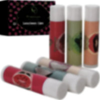 Lip Balm Set of 6 Limited Edition 2.0