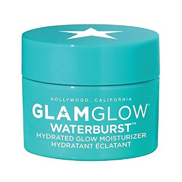 GLAMGLOW Waterburst Hydrated Glow Moisturizer Deluxe Sample Size 5mL/0.17oz