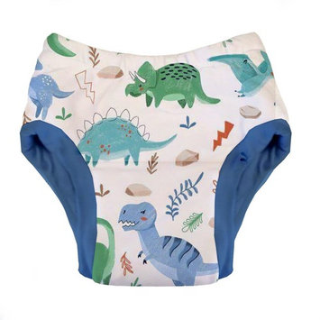 Thirsties Reusable Cloth Potty Training Pant X-Large Classic Jurassic