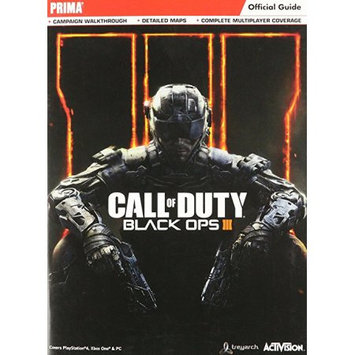 Call Of Duty Black Ops Iii Standard Edition Guide (Brady)