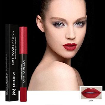 AMA(TM) Waterproof Long Lasting Matte Lipstick Crayon Kiss Proof Lipstick Pen Makeup Lip Gloss Batom