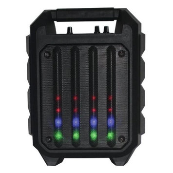 Max Power 6.5in DJ Speaker System Bluetooth Rechargeable
