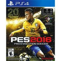 Microsoft Corp. Pro Evolution Soccer 2016 (PS4) - Pre-Owned