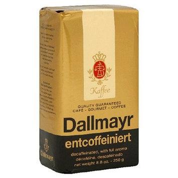 Dallmayr Prodomo Decaffeinated Ground Coffee, 8.8 Ounce [1]