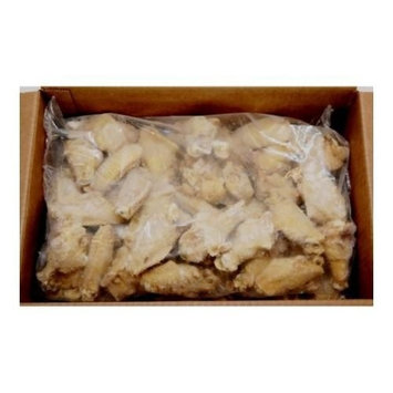 Perdue Fully Cooked Chef Redi Jumbo Steamed Chicken Wing, 5 Pound -- 2 per case.