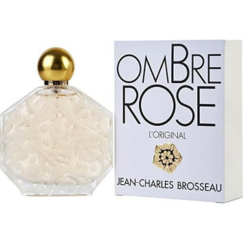OMBRE ROSE by Jean Charles Brosseau EDT SPRAY 3.4 OZ for WOMEN -(Package Of 4)