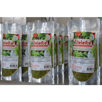 Mi Deleite - Artisanal Cooking Base and Marinade (Sofrito Artesanal) 100% Natural - Single Pack - FROZEN