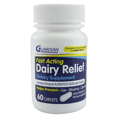 Guardians Fast Acting Dairy Relief