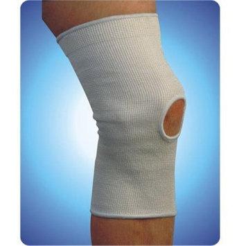 Living Health Products AZ-74-3375-L Elastic Open Patella Knee Brace Large
