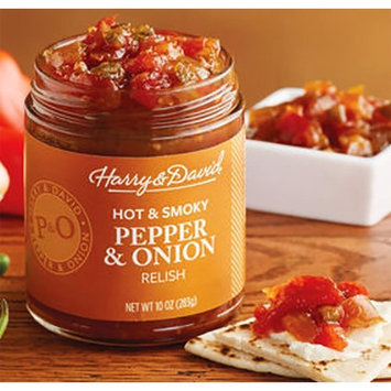 Harry and David Hot and Smoky Pepper and Onion Relish