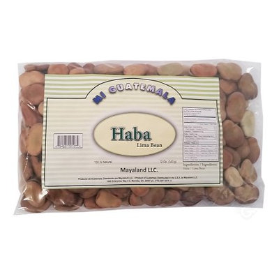 Diprosa Mi Guatemala Lima Bean 12 oz (Pack of 6)