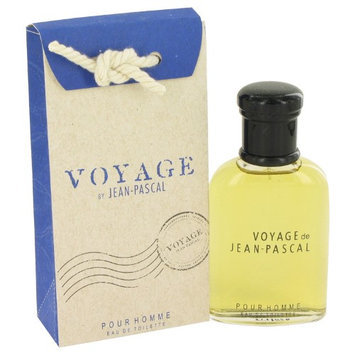 Jean Pascal 497171 Voyage by Jean Pascal Eau De Toilette Spray 1.7 oz