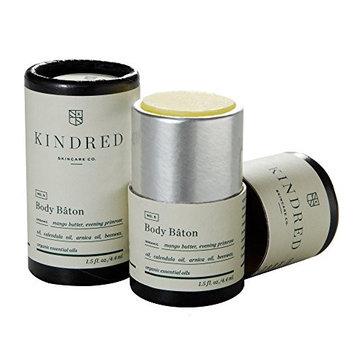 Kindred Skincare Co Body Baton - Woods, 1.5 oz