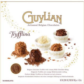 Guylian Christmas Candy, La Trufflina