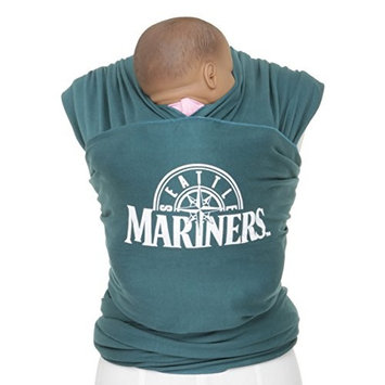 Moby Wrap Baseball Edition Baby Carrier, Seattle Mariners, Dark Teal