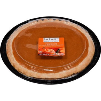 Freshness Guaranteed Pumpkin Pie, 40 oz