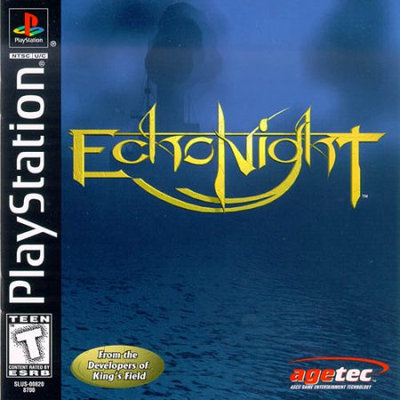 PSX ECHO NIGHT [T]