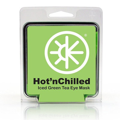Hot'nChilled Iced Green Tea Eye Mask | 2 Pieces