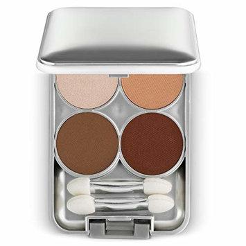 Jolie Wear Everywhere 4-Shade Eyeshadow Quad - Nude Beach
