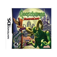 Majesco Goosebumps HorrorLand - Nintendo DS