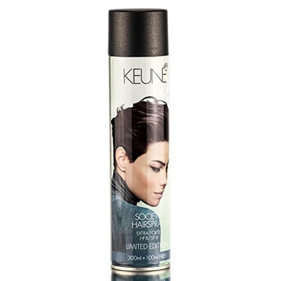 Keune Design Society Hairspray - Extra Forte - 12 oz