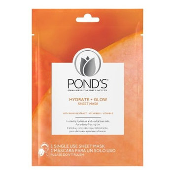 Pond's Hydrate + Glow Sheet Mask - 1ct