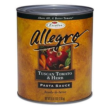 Heinz Allegro Tuscan Tomato & Herb Pasta Sauce (6.9lb Can)