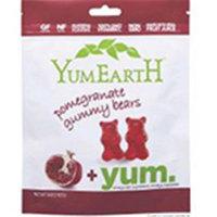 Yummy Earth YumEarth Gummy Bears Pomegranate 5 oz