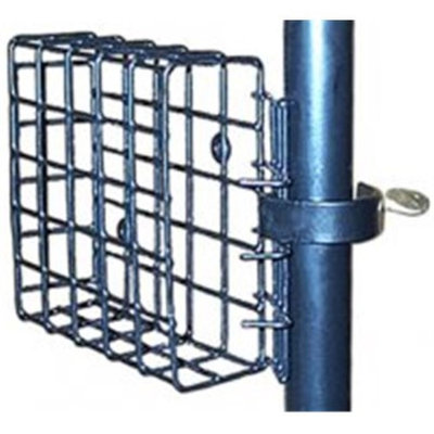 Duncraft Pole Mount Suet Feeder