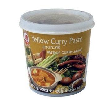 Cock Gelbe Currypaste, 400g