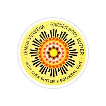 Greenwich Bay Trading Co. Garden Body Butter with Shea and Cocoa Butter (Lemon Verbena)