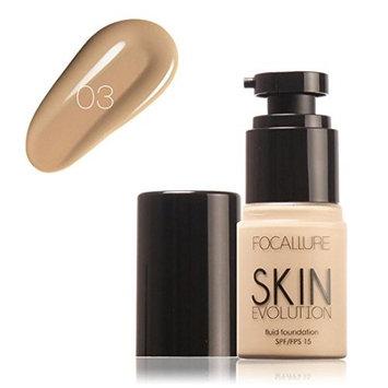 Creazy Face Foundation Makeup Base Liquid Concealer Moisturizer Oil-control