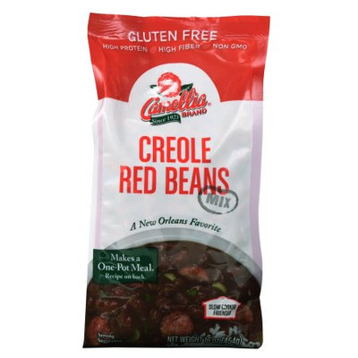 L H Hayward & Co Camellia Creole Red Beans Mix 16oz