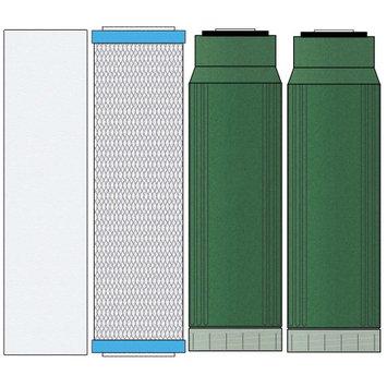 Abundant Flow Water RO/DI Psarion Chi Reef Filter Kit (replaces UDIFK-2)